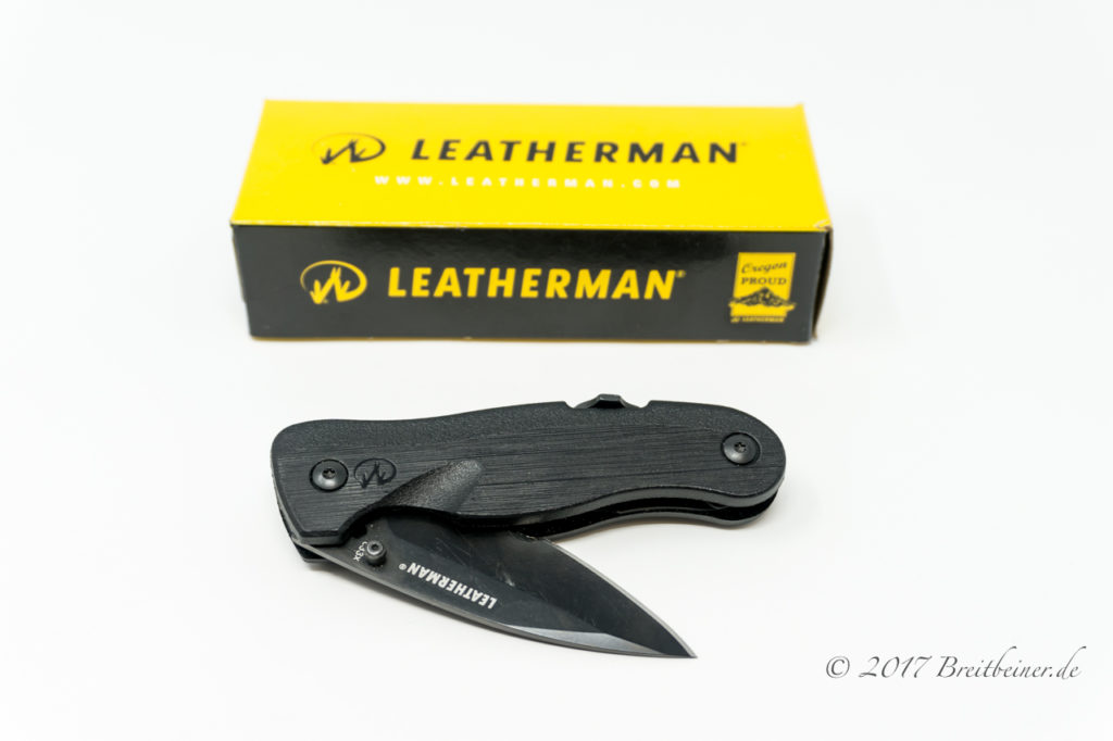 Review Leatherman CRATER c33x Black Multifunktionsmesser