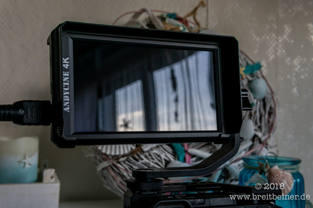ANDYCINE A6 Feelworld F6 IPS Monitor im Test