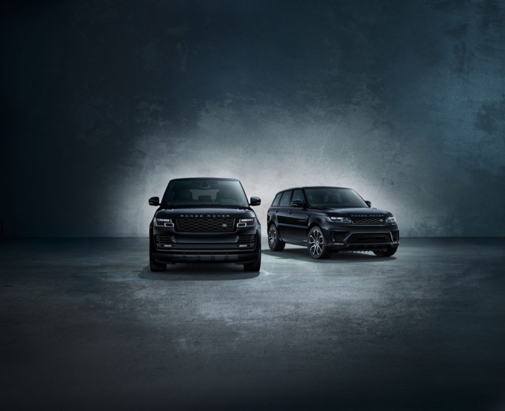 Land Rover Range Rover Sport Shadow Edition