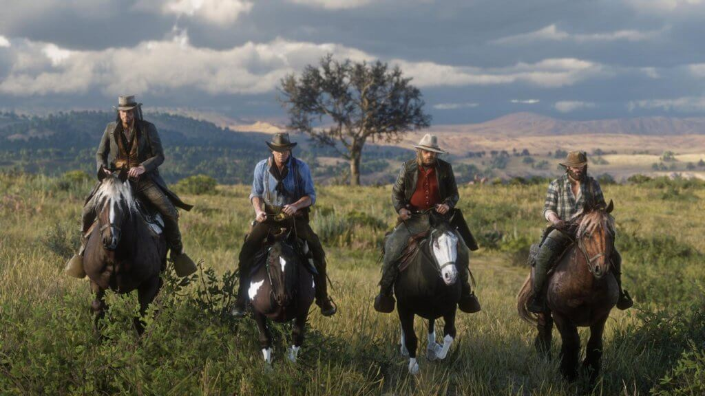 Red Dead Redemption 2 von Rockstar Games bricht Rekorde