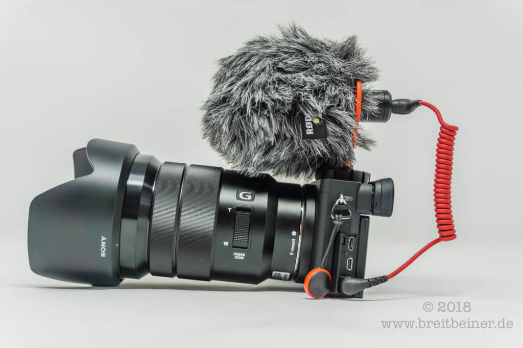Review - Rode VMMICRO VideoMicro im Test