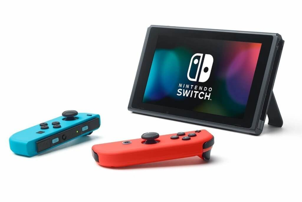Switch - Nintendo plant kleinere und billigere Version