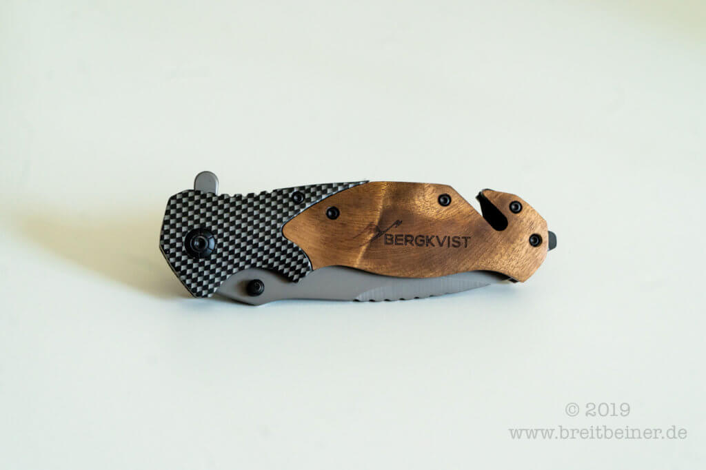 BERGKVIST K19 Klappmesser Messer im Test - Review