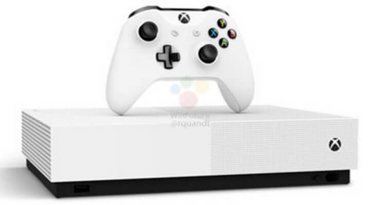 Xbox One S All Digital kommt am 7. Mai für 229 Euro