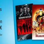 Amazon Prime - 12 Filme je 0,99 € mit Hunter Killer und Ballon