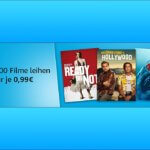 Amazon Prime Video: 300 Leihfilme für je 99 Cent