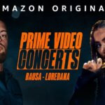 Amazon Prime Video Concerts mit Bausa und Loredana