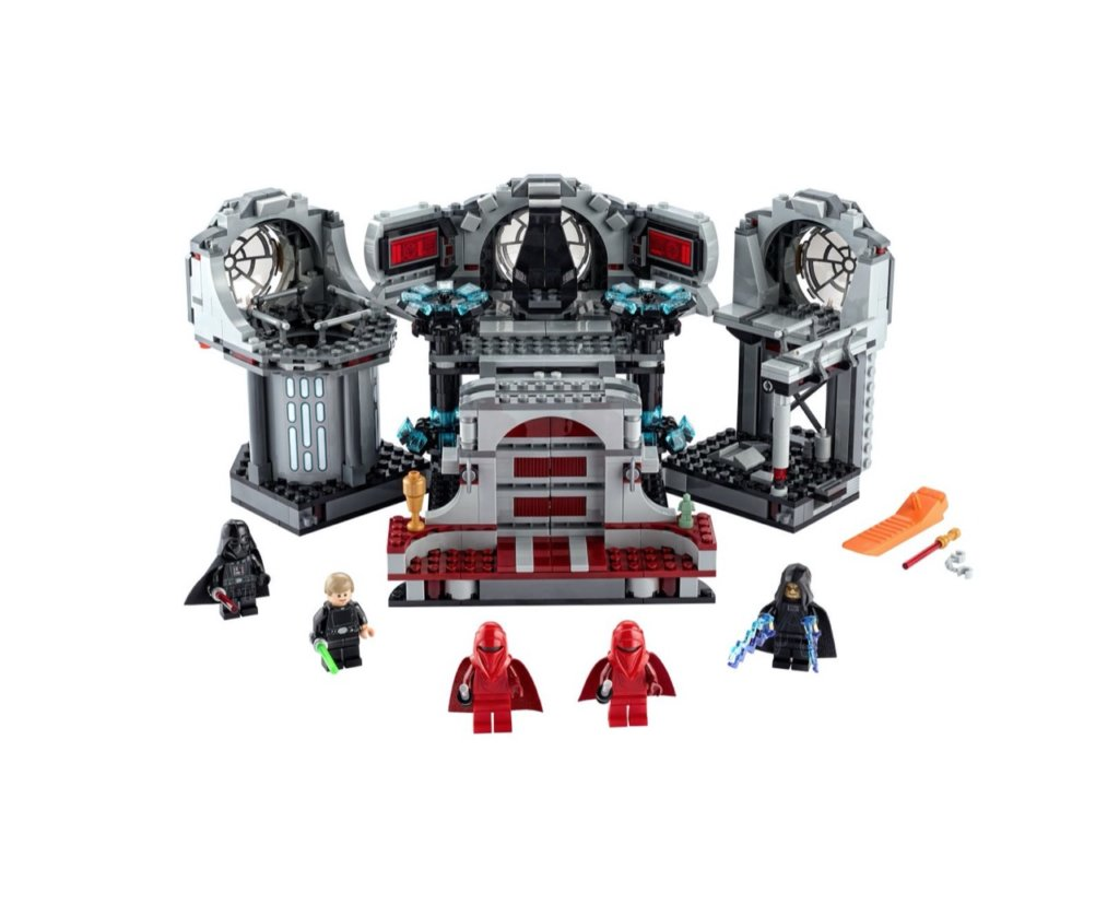 LEGO Star Wars 75291 Todesstern – Letztes Duell 1