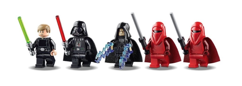 75291 Todesstern – Letztes Duell - Star Wars - LEGO