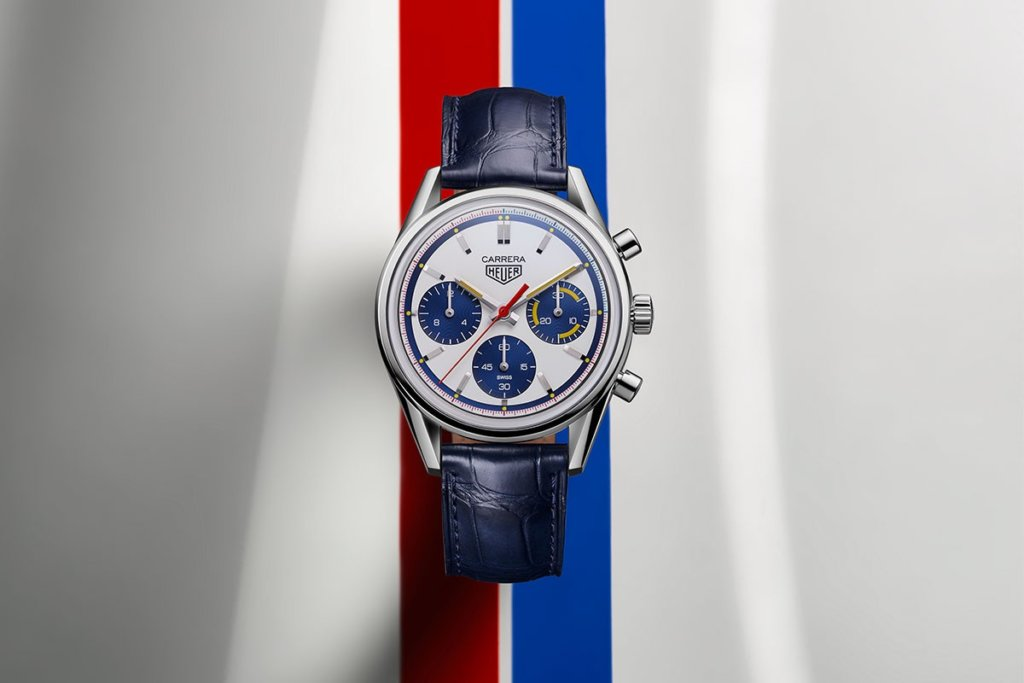 TAG Heuer Carrera Montreal Limited Edition Chronograph 1