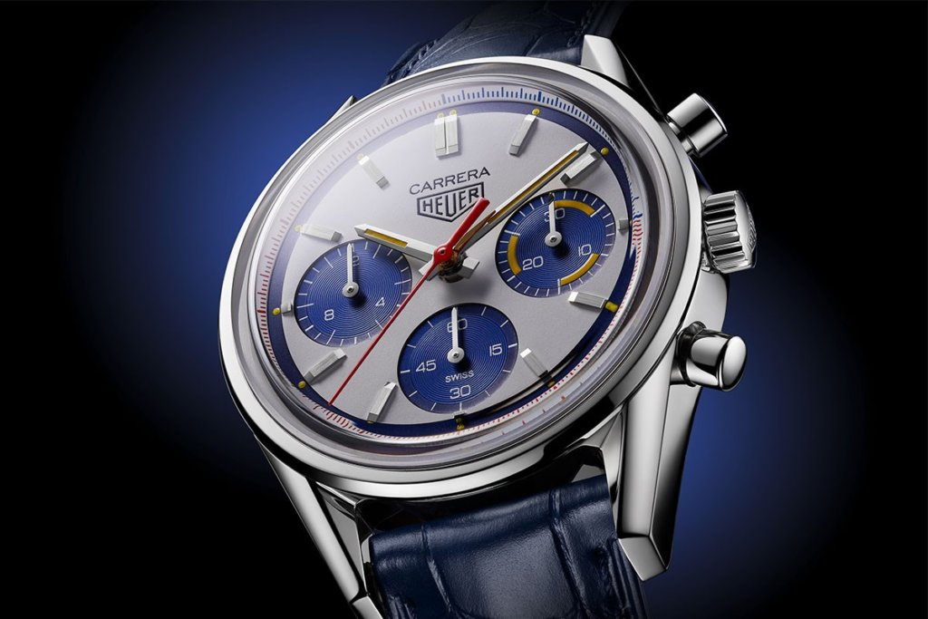 TAG Heuer Carrera Montreal Limited Edition Chronograph 3