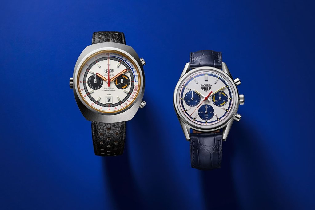 TAG Heuer Carrera Montreal Limited Edition Chronograph 4