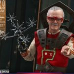 Thor: Ragnarok - Stan Lee - Hot Toys 1/6 Scale Figur