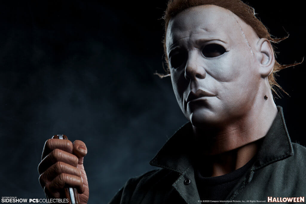 PCS Collectibles Michael Myers 1/4 Scale Halloween Statue
