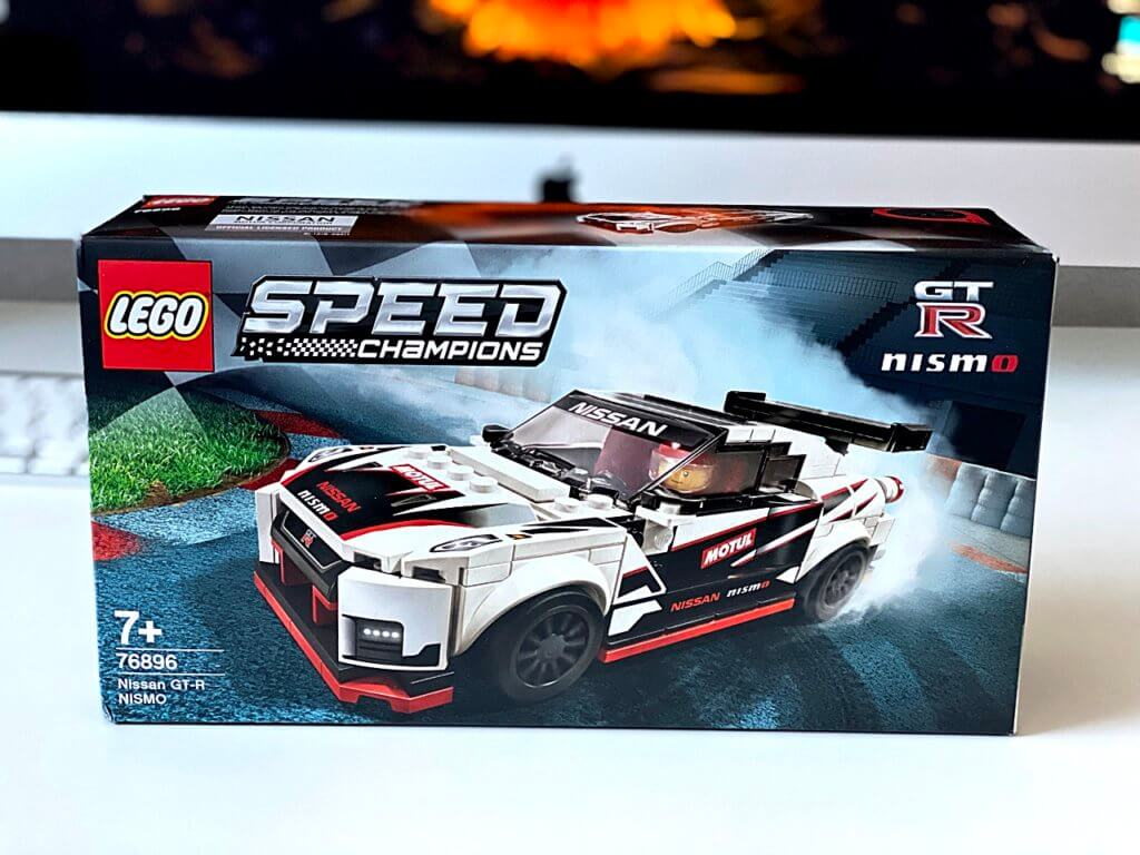 Nissan GT-R NISMO - LEGO 76896 im Review