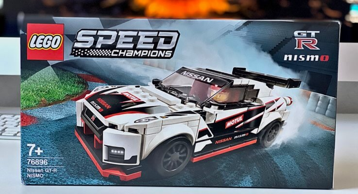 Nissan GT-R NISMO – LEGO 76896 im Review