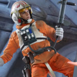 Luke Skywalker Snowspeeder-Pilot 1/6 Scale Figur - Hot Toys