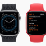 Apple Watch Series 6 Smartwatch vorgestellt