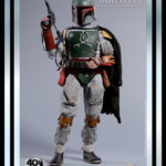Hot Toys - Boba Fett 1/6 Figur - Star Wars V