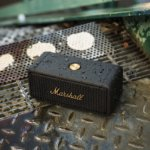 Marshall Emberton Black and Brass Edition vorgestellt