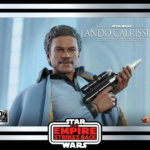 Hot Toys - Lando Calrissian 1/6 Scale Figur - Star Wars V