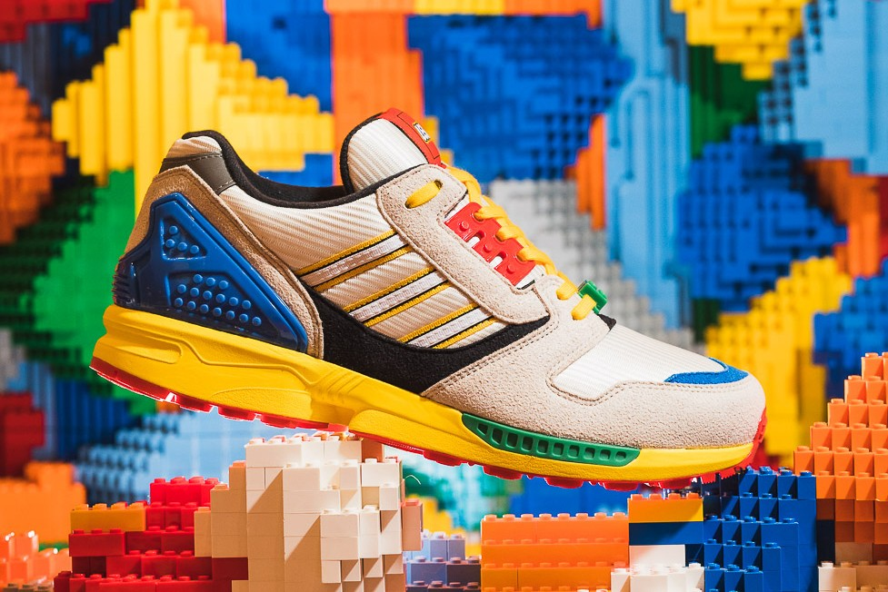 adidas x LEGO ZX 8000 - Sneaker kommt am 25. September