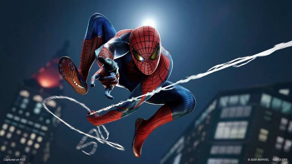 Spider-Man Remastered - Peter Parker im neuen Look